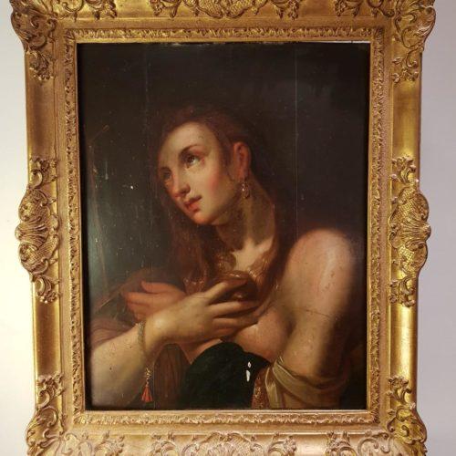 Maria Maddalena, Olio su tavola, Epoca '600